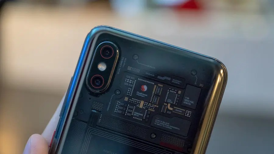 Xiaomi Mi 8 Pro Transparent Black, με 8GB+128GB στα 377€! [Deal Alert!]